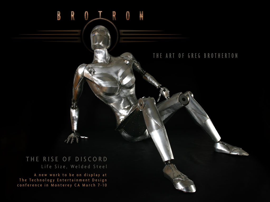 Eris The rise of discord from Brotron